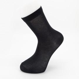 """Подростковые носки IMERA """"Classic"""" KL0003 / 12 пар / чёрные"""