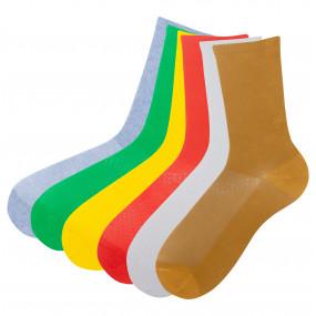 Мужские носки Имера  ISS0163 / 12 пар / ассорти