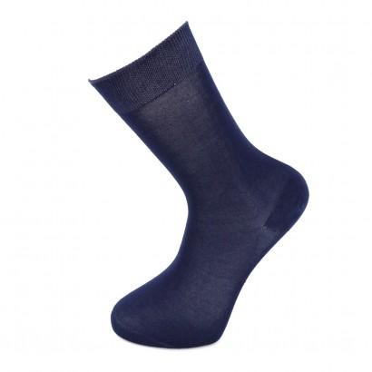 """Носки мужские Dilek """"Bamboo"""" D0310044 / 12 пар / тёмно-синие"""