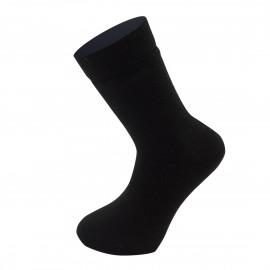 """Шерстяные мужские носки IMERA """"Wool"""" IW8085 / 12 пар / чёрные"""