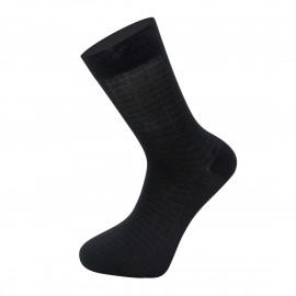 Бесшовные мужские носки Имера  IN3009 / 12 пар / чёрные