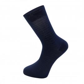 Бесшовные мужские носки Имера  IN3009 / 12 пар / темно синий