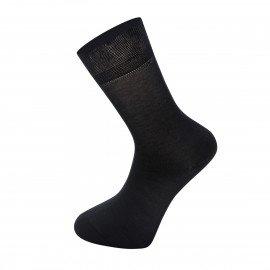 Мужские носки Имера  классические IN3001 / 12 пар / чёрные