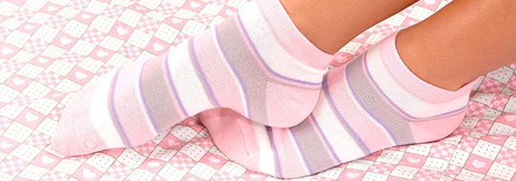 Какие носочки носить летом?